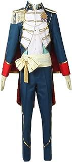 Anime Men's Ensemble Stars Knights Sakuma Ritsu Uniform Suit Cosplay Costume