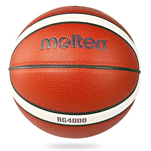 Find Discount SSLLPPAA Basketball Ball No. 7 Indoor and Outdoor Competition Training Pu Material B7g...