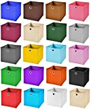 StickandShine Faltbox 28 x 28 x 28 cm - 4er Set