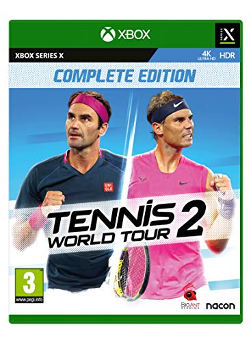 Tennis World Tour 2 Xbox Series X