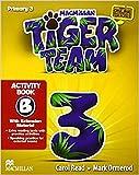 Tiger Team Activity Book With Progress Journal-3B