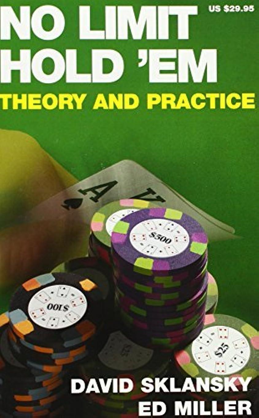 悲しいことに債権者バーストNo Limit Hold 'em: Theory and Practice (English Edition)