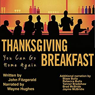 Thanksgiving Breakfast audiobook cover art