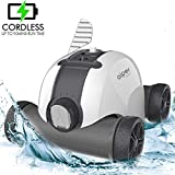 AIPER Cordless Automatic Pool Cleaner, Rechargeable Robotic Pool Cleaner with Up to 90 Mins Run...