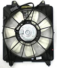 Go-Parts - OE Replacement for 2006 - 2010 Honda Civic A/C Condenser Fan - (Hybrid Gas Hybrid) 38616-RFE-003 HO3113124 Replacement For Honda Civic