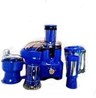 Food Processor and Blender Kitchen Machine 7v1 3000W- Carrot Juicer with Filter - Blender - Chop Kubba - Press Press - 2 G...