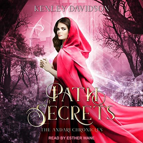 Path of Secrets audiobook cover art