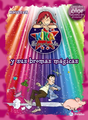 Kika Superbruja y sus bromas magicas / Lilli the Witch and the magic spell
