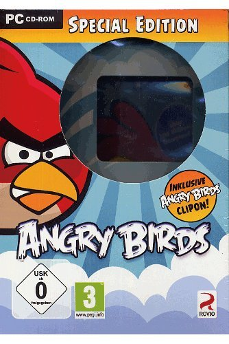Angry Birds inkl. Schlüsselanhänger - [PC]