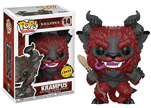 Funko Pop! Holidays: Krampus Chase Exclusiva