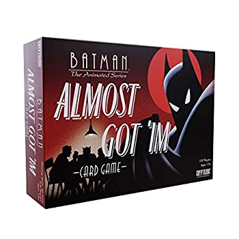 Cryptozoic Entertainment Batman Almost Got Im Card Game- DC Universe Social Deduction Board Game- For 5 to 8 Players - Ages 15+
