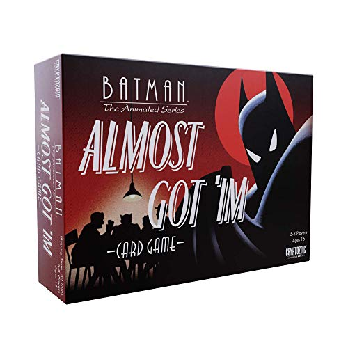 Unbekannt Cryptozoic Entertainment CRY02408 Brettspiel DC Batman: Almost Got'Im Card Game
