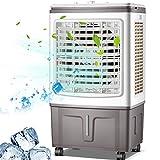 Enfriador evaporativo - Aire Acondicionado Ventilador - El Agua de refrigeración del Ventilador - Móvil Comercial Aire Acondicionado Ventilador de Comedor, Taller, Industrial,Mechanical