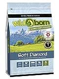 Wildborn getreidefreies Hundefutter Soft Diamond 4...