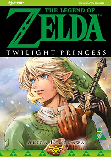 Twilight princess. The legend of Zelda (Vol. 7)