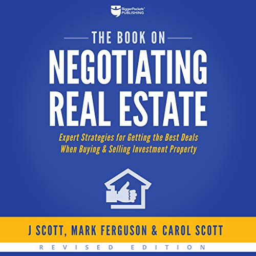 The Book on Negotiating Real Estate cover art
