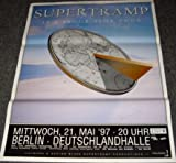 Supertramp-It'S About Time Tour, 50 x 70 Cm/Poster Poster