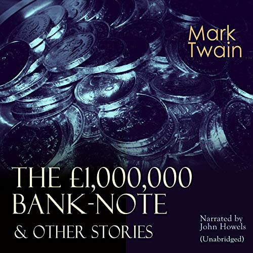 The Million Pound Bank Note audiobook cover art
