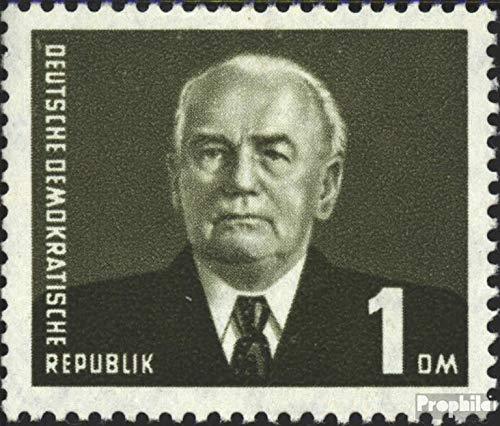 DDR 342 1953 Przewodnicz?cy Wilhelm Pieck (Znaczki dla kolekcjonerów)