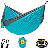 Wise Owl Outfitters Hammock Camping Double & Single with...