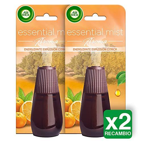 Air Wick Essential Mist Duplo Ambientador fragancia
