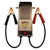 Best Battery Testers - Milton 1260M 120 AMP Battery Tester, Chrome Review