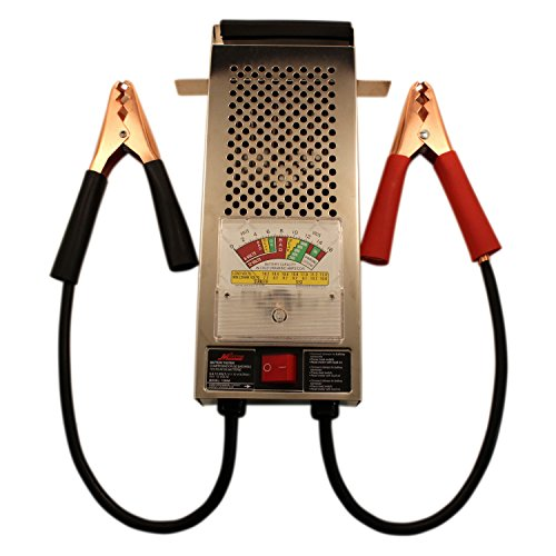 Big Save! Milton 1260M 120 AMP Battery Tester