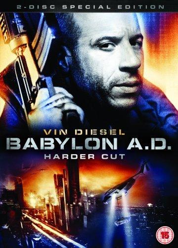 Babylon A.D. (2-Disc Edition With Bonus Digital Copy) [Edizione: Regno Unito] [Reino Unido] [DVD]