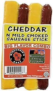 3.75oz. Cheddar N Stick Big Combo Packs 12CT