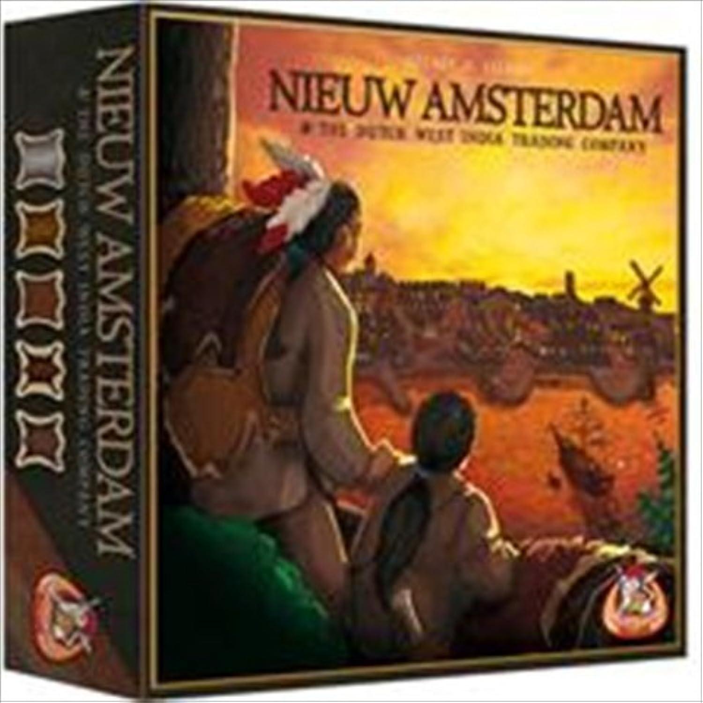 New Amsterdam by Weiß Goblin Games