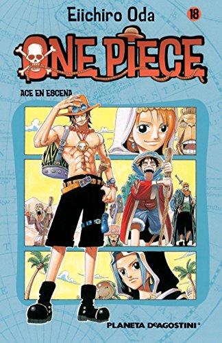 One Piece nº 18: Ace en escena (Manga Shonen)