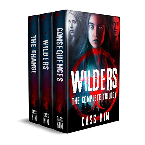 Wilders: The Complete Trilogy  By  cover art