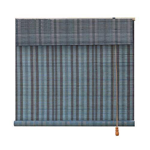 Persiana de Bambú, Cortina de Bambú Natural de Reparto Sombreado de Protección Solar Cortina de La Decoración de La Sala de Estar Balcón Salón de Té (Size : 100x230cm)