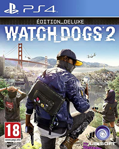 Watch Dogs 2 - Deluxe Edition - PlayStation 4 [Importación francesa]