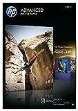 HP Q8008A - Papel fotográfico (250 g/m², Negro, Azul, Color blanco, 40 - 60%, 15 -...