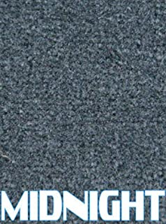 Marine Outdoor Pontoon Boat Carpet/20oz/10colors (Midnight, 8-1/2'x16)