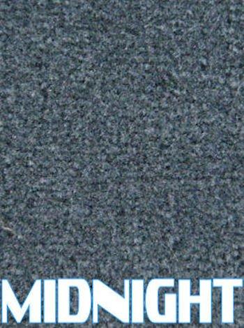 Marine Outdoor Bass/Pontoon Boat Carpet/16 oz (Midnight, 6'x16')