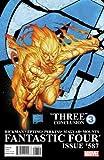 Fantastic Four #587 Second Printing Variant