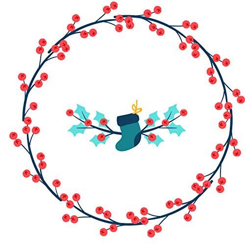 Happy Christmas 26/ Cross Stitch Pattern: Counted cross stitch Patterns/ Christmas Cross Stitch Pattern/ Cross Stitch Designs/ Printable Chart PDF