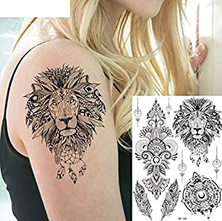 Amazon Fr Mandala Tatoo Epaule