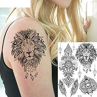 Amazon Fr Tatouage Lion