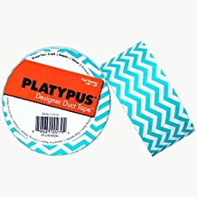 Fortis Design PT-CHEVRON Platypus Pool Chevron Designer Duct Tape, 32' Length x 2