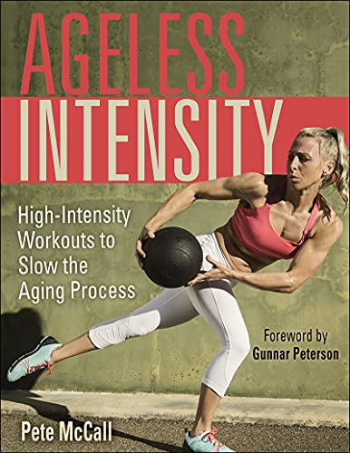 Ageless Intensity: High-Intensity Workouts to Slow the Aging Process