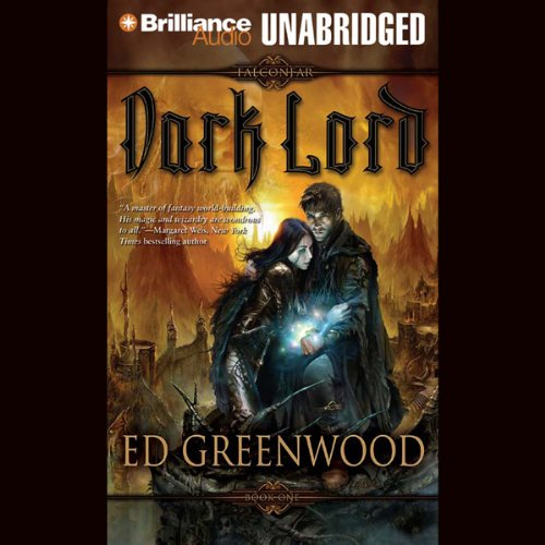 Dark Lord audiobook cover art