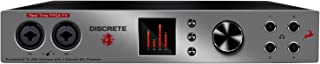 Antelope Audio Discrete 4 Microphone Preamp Thunderbolt/USB Interface - Basic FX Pack