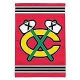 GRAPHICS & MORE NHL Chicago Blackhawks Fan Garden Yard Flag