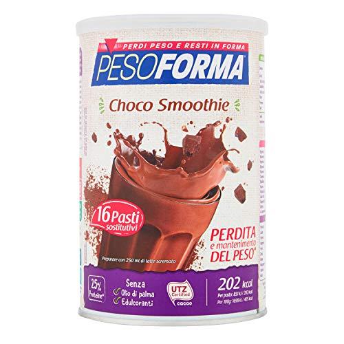 PESOFORMA SMOOTHIE CHOCO 16 PASTI 420 GR