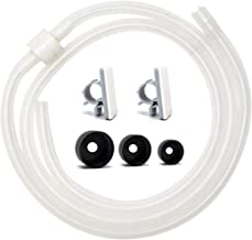 """Soap Dispenser Extension Tube Kit 47"""" with Anti-leak accessories,No Need to Fill The.."""