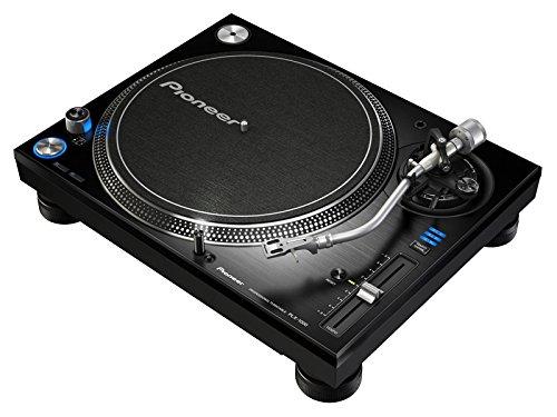 Pioneer DJ Direct Drive DJ Turntable, 10.80 x 18.60 x 22.30 (PLX-1000)