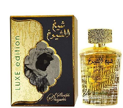 Scheich Al Shuyukh Luxe Edition 100Ml Parfüm Spray für Unisex